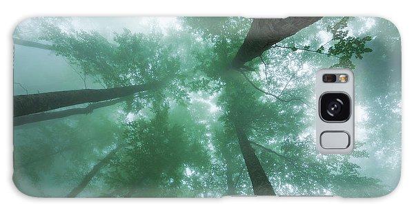 High In The Mist Galaxy Case