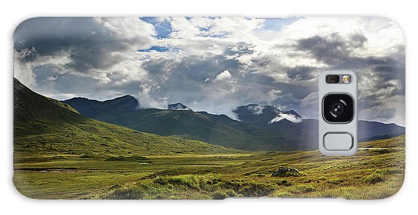 Scottish Galaxy Case - Highlands Afternoon by Jerry LoFaro