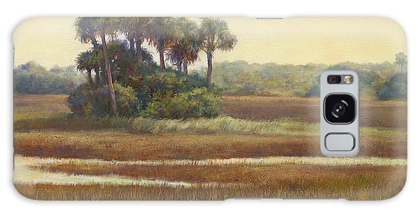 Old Florida Galaxy Case - Highway Marco by Laurie Snow Hein