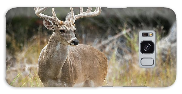 Hill Country Whitetail Galaxy Case
