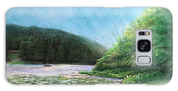 Wellsboro Galaxy Case - Hills Creek Lake, Wellsboro, Pa by Stacy Kelley