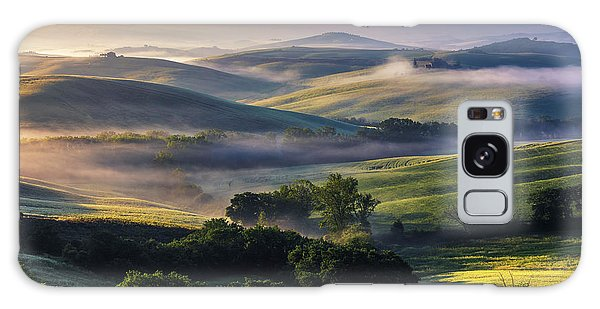 Hilly Tuscany Valley Galaxy Case