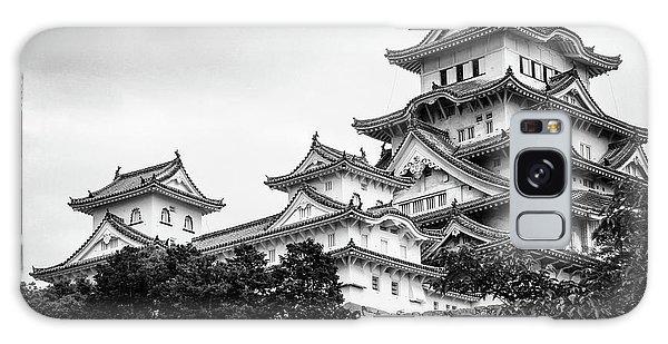 Kansai Galaxy Case - Himeji Castle, Japan by Delphimages Photo Creations