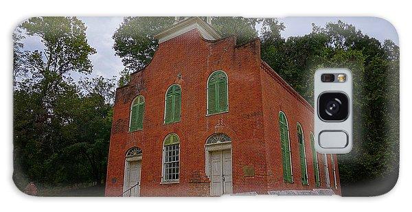Historic Church Image Galaxy Case