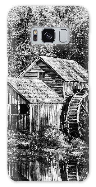 Historic Mabry Mill Galaxy Case