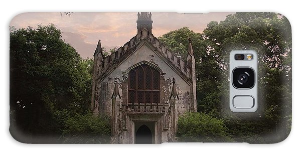 Historic Mississippi Church In The Woods Galaxy Case