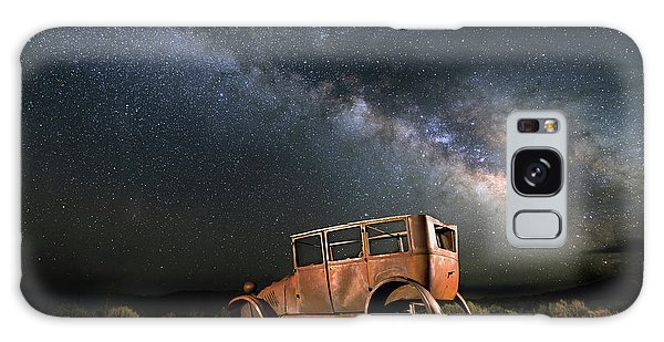 Astro Galaxy Case - Hitchhiking To Milky Way by Davorin Mance