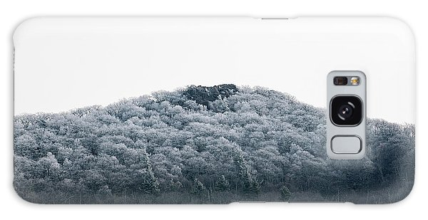 Hoarfrost On The Mountain Galaxy Case