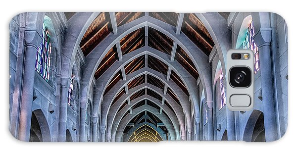Conyers Galaxy Case - Holy Spirit Trappist Abbey by John Greim
