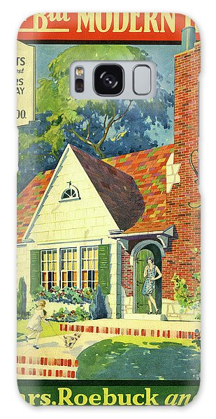 Honor Bilt Modern Homes Sears Roebuck And Co 1930 Galaxy Case