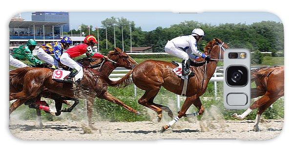 Race Galaxy Case - Horse Race For The Prize by Mikhail Pogosov