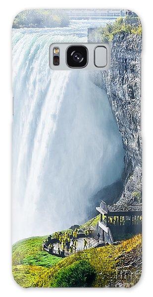 Geology Galaxy Case - Horseshoe Fall, Niagara Falls, Ontario by Javen