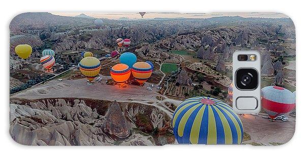 Geology Galaxy Case - Hot Air Balloons Atmosphere Ballons by Vadim Petrakov