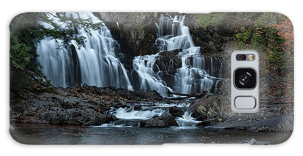 Galaxy Case featuring the photograph Houston Brook Falls by Rick Hartigan