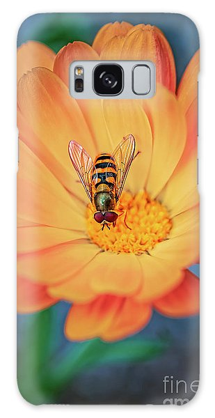 Galaxy Case - Hoverfly by Adrian Evans