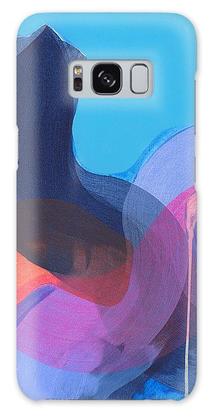 Galaxy Case - How Did It Get To Be So Late? by Claire Desjardins
