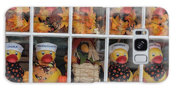 Galaxy Case - How Much Is That Ducky In The Window by Suzanne Gaff