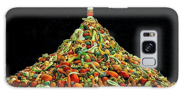 Gourd Galaxy Case - Huge Mountain Of Gourds by Garry Gay