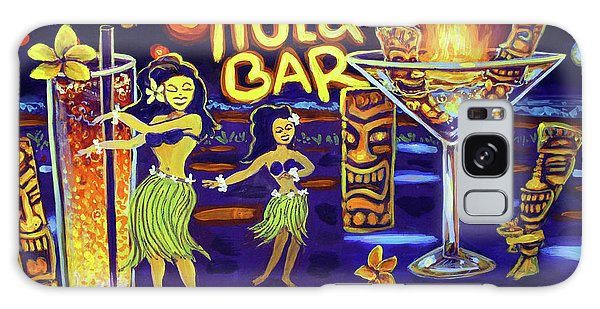 Hula Bar Galaxy Case