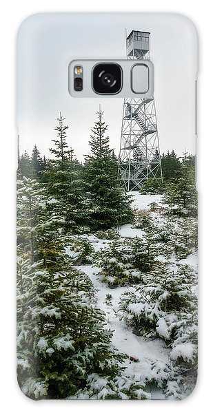 Hunter Mountain Fire Tower Galaxy Case