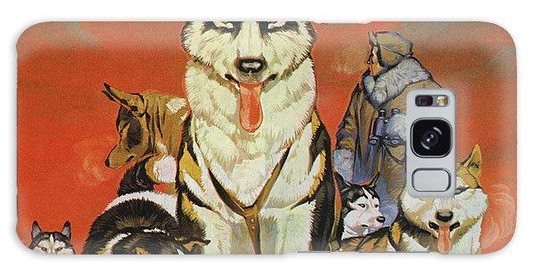 Leash Galaxy Case - Huskies by Angus McBride