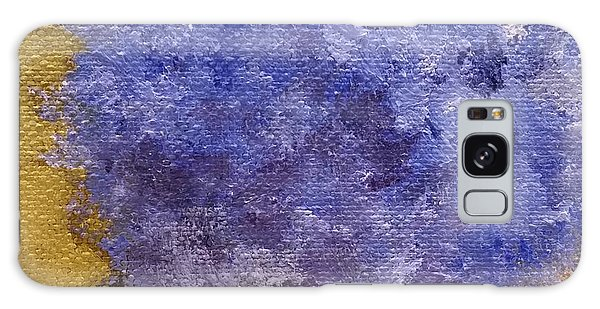 Hydrangea II Galaxy Case