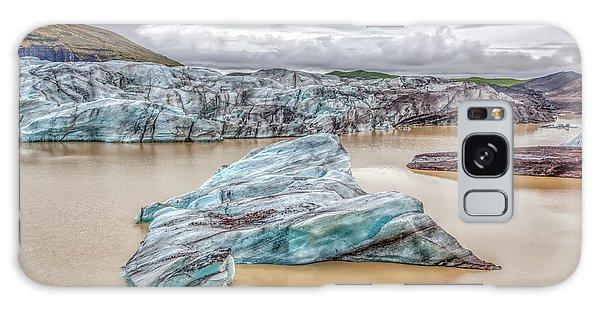 Iceberg Of Iceland Galaxy Case