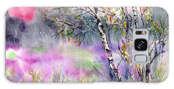 Great Lakes Galaxy Case - Idyllic Meadow by Suzann Sines