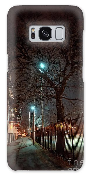 Brick House Galaxy Case - If Trees Could Talk by Bruno Passigatti