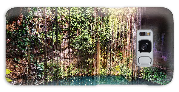 Geology Galaxy Case - Ik-kil Cenote,  Mexico by Galyna Andrushko