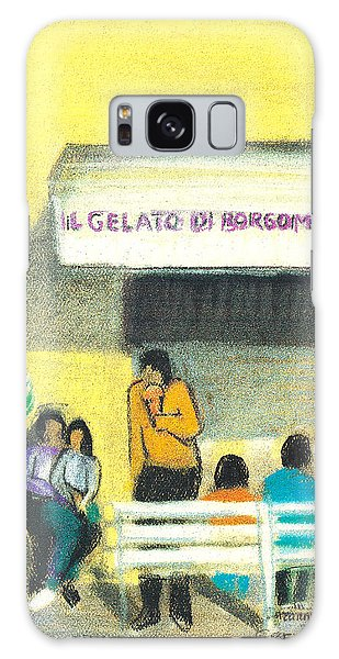 Il Gelato De Borgo Marina Galaxy Case