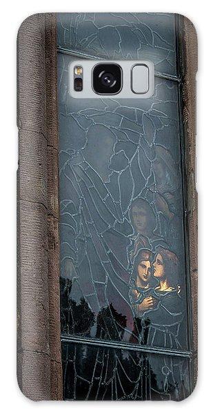 Illumination Stained Glass Galaxy Case