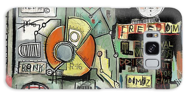 Figures Galaxy Case - Image Of Graffiti, Which Contains A Set by Dmitriip