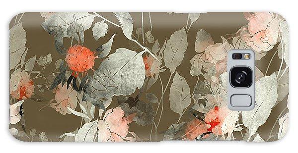 Wrap Galaxy Case - Imprint Fantastic Paint Bouquet. Hand by Liia Chevnenko