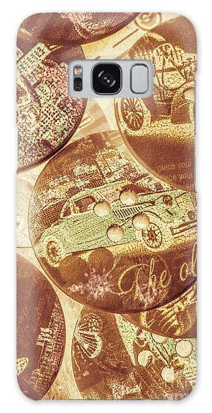 Old Car Galaxy Case - In Fashion Of Classic Cars by Jorgo Photography - Wall Art Gallery