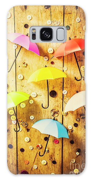 Parasol Galaxy Case - In Rainy Fashion by Jorgo Photography - Wall Art Gallery