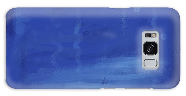 In The Blue Water Galaxy Case
