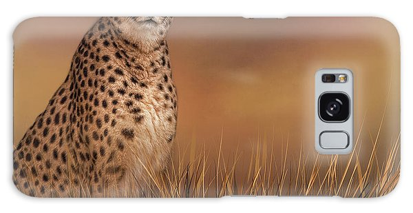 In The Brush Galaxy Case