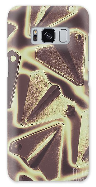 Airplanes Galaxy Case - In The Fold by Jorgo Photography - Wall Art Gallery