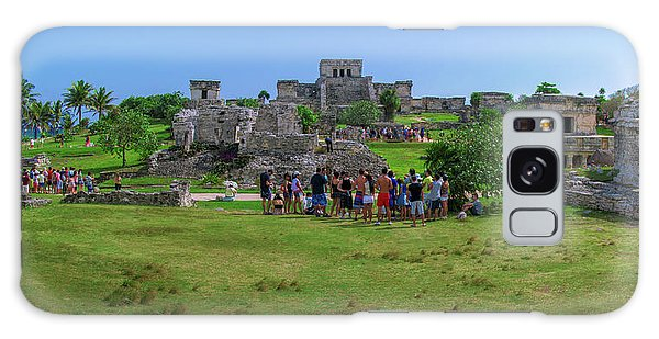In The Footsteps Of The Maya Galaxy Case