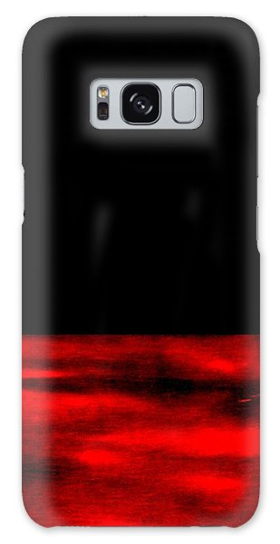 In The Heat Of The Moment Galaxy Case