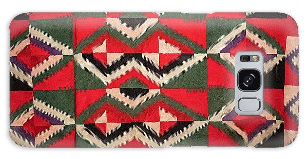 Indian Blanket Galaxy Case