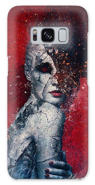 Texture Galaxy Case - Indifference by Mario Sanchez Nevado