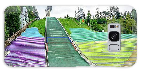 Innsbruck Olympic Stadium Galaxy Case
