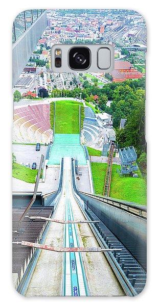 Innsbruck Ski Slope Galaxy Case