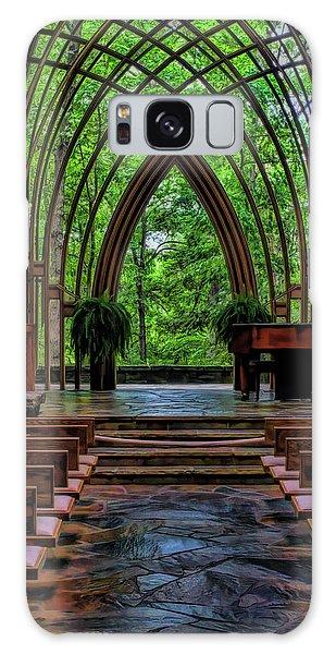 Inside The Chapel Galaxy Case