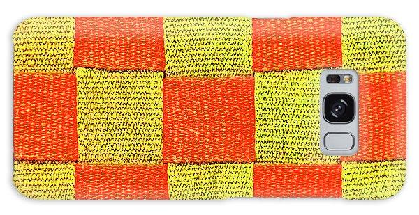 Interlaced Canvas Straps 1 Galaxy Case