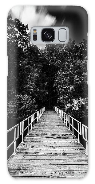 Board Walk Galaxy Case - Into The Woods by Marvin Spates