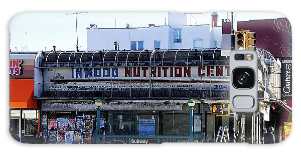 Galaxy Case featuring the photograph Inwood Nutrition Center by Cole Thompson
