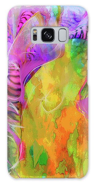 Iris Psychedelic  Galaxy Case